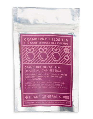 Drake General Store Teas of Canada - Cranberry Fields-NO COLOUR-One Size