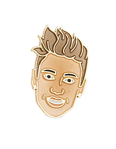 Drake General Store Justin Pin-BEIGE-One Size