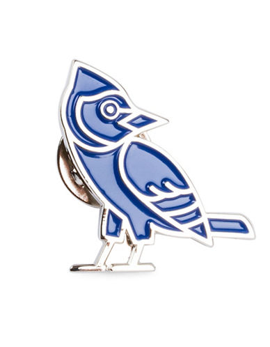 Drake General Store Blue Jay Pin-BLUE-One Size