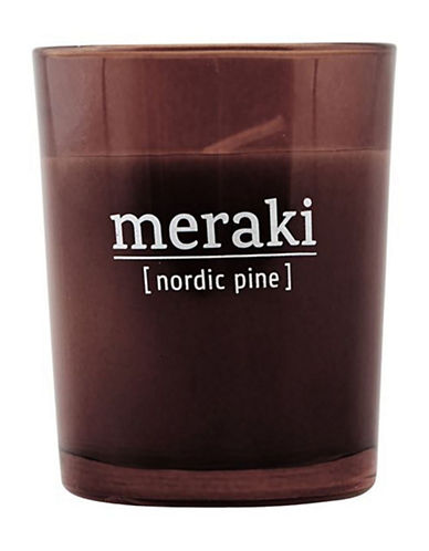 Drake General Store Nordic Pine Candle-BROWN-One Size