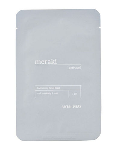 Drake General Store Anti-Aging Face Mask-GREY-One Size