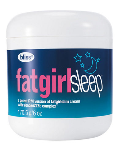 Bliss Fatgirlsleep-NO COLOUR-One Size