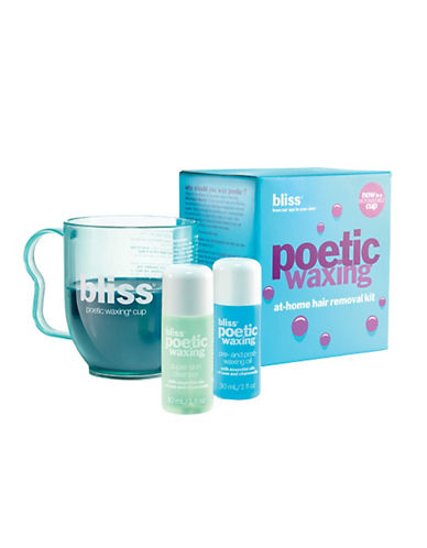 Bliss Poetic Waxing Microwavable Wax Kit-NO COLOUR-One Size 85898391_NO COLOUR_One Size