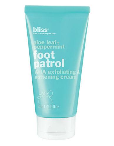 Bliss Foot Patrol Cream-NO COLOUR-75 ml
