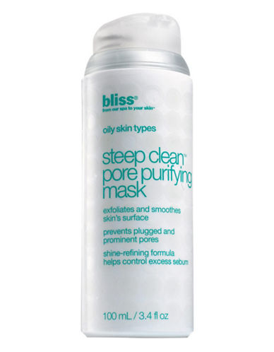 Bliss Steep Clean Pore Purifying Mask-NO COLOUR-100 ml