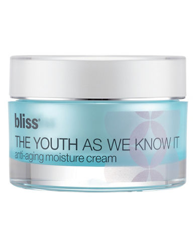 Bliss The Youth As We Know It Moisture Cream-NO COLOUR-50 ml