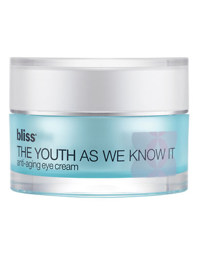 Bliss The Youth As We Know It Eye Cream-NO COLOUR-15 ml