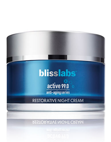 Bliss Blisslabs  Active 99.0 Anti-Aging Series Multi-Action Restorative Night Cream-NO COLOUR-One Size
