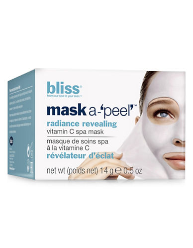 Bliss Three-Pack Mask-A-Peel-NO COLOUR-One Size
