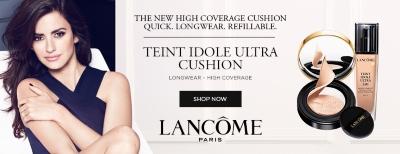 lanc212me face makeup beauty hudsons bay