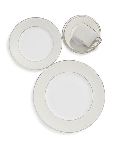 Royal Doulton Five-Piece Opalene Place Setting-CREAM-One Size