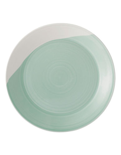 Royal Doulton 1815 Green Dinner Plate-GREEN-One Size