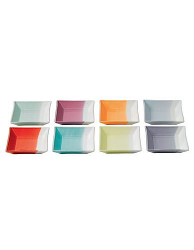 Royal Doulton Set Of 8 1815 Square Trays 4 7In-ASSORTED-One Size