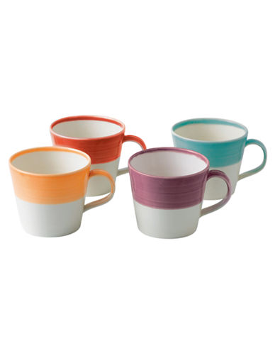 Royal Doulton 1815 Mugs Bright Set of 4-ASSORTED-Medium 85673837_ASSORTED_Medium