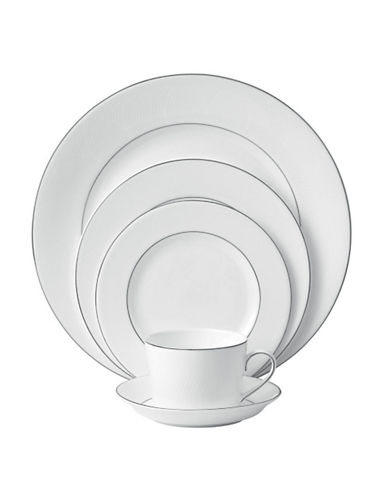 Royal Doulton Finsbury 5 Piece Place Setting-WHITE-One Size
