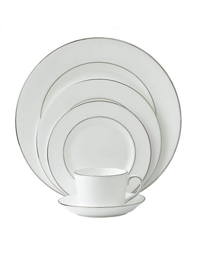 Royal Doulton Signature Platinum 5pc Place Setting-WHITE-One Size