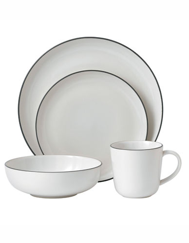 Gordon Ramsay Bread Street White 4 Piece Set-WHITE-One Size