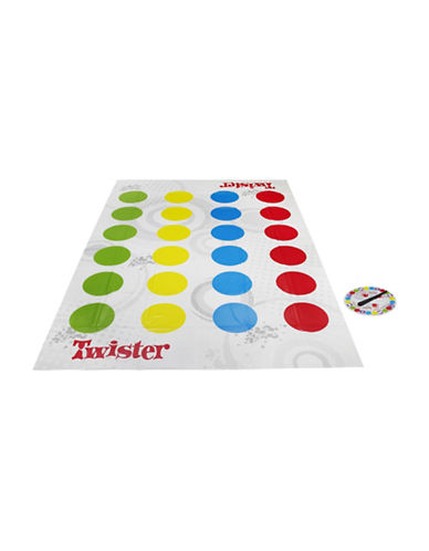 Hasbro Twister Game-MULTI-One Size