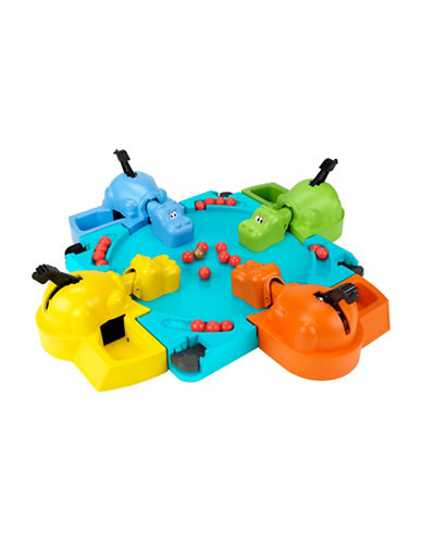 Hasbro Elefun and Friends Hungry Hungry Hippos Game-MULTI-One Size
