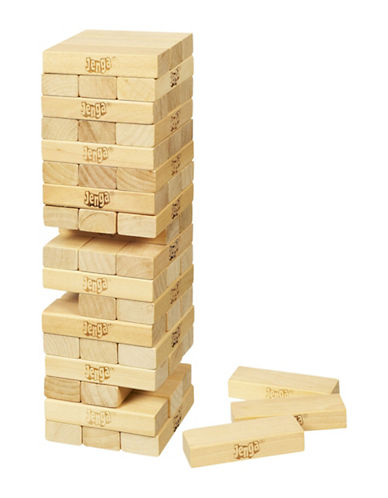 Hasbro Jenga Game-MULTI-One Size