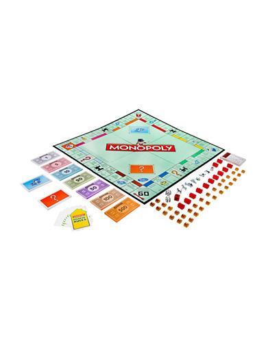 Hasbro Monopoly Board Game-MULTI-One Size