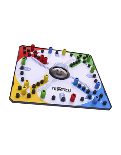 Hasbro Trouble Game-MULTI-One Size