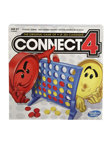 Hasbro Connect 4 Game-MULTI-One Size
