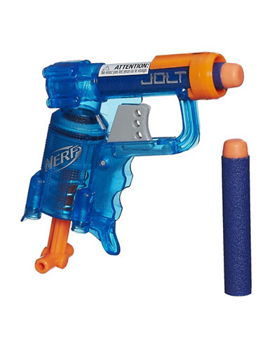 Nerf Nerf N-Strike Elite Jolt Blaster-MULTI-COLOURED-One Size