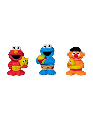 Playskool Sesame Street Bath Squirters-MULTI-One Size 88920087_MULTI_One Size