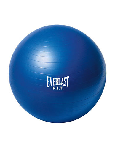 Everlast Anti-Burst Ball-BLUE-One Size