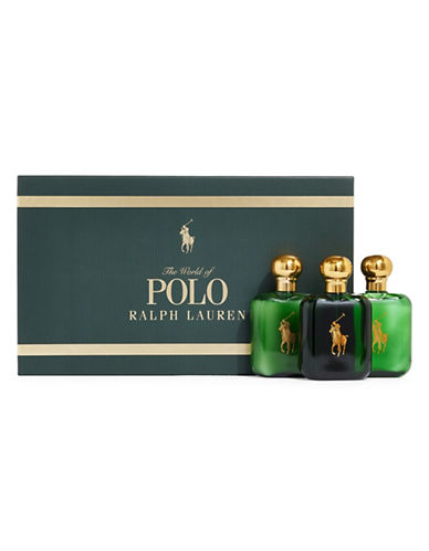 Ralph Lauren Three-Piece Polo Fragrance Set-NO COLOR-One Size