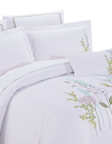 North Home Sarah Three-Piece Duvet Cover Set-MULTI-King
