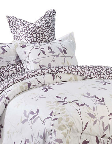 North Home Iris Four-Piece Duvet Cover Set-MULTI-Queen