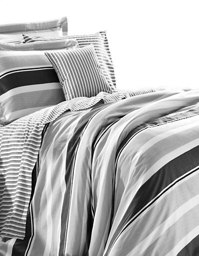 North Home Trenton Four-Piece Duvet Cover Set-MULTI-Queen