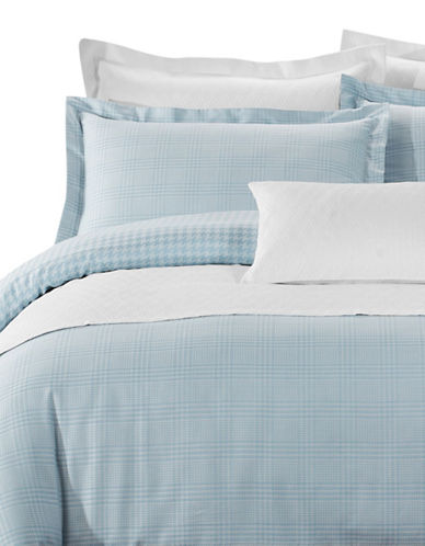 North Home Tailor Made Seven-Piece Duvet Cover Set-BLUE-Queen