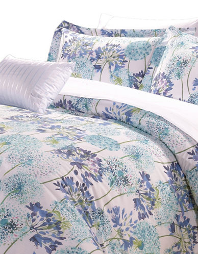 North Home Meadow Eight-Piece Duvet Cover Set-BLUE-King