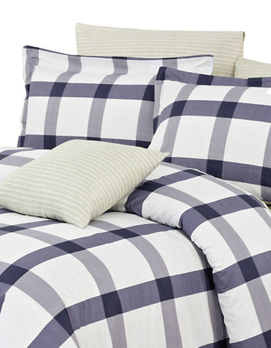 North Home Manchester Four-Piece Duvet Cover Set-GREY-Queen