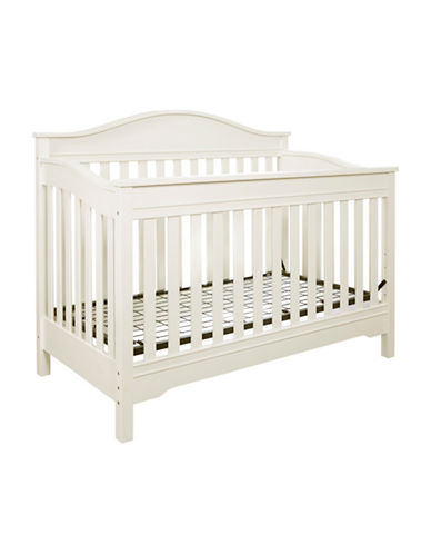 Eddie Bauer 3 In 1 Convertible Crib-WHITE-One Size