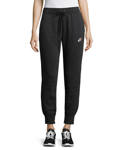 Nike Fleece Jogger Pants-BLACK-X-Large 89655524_BLACK_X-Large