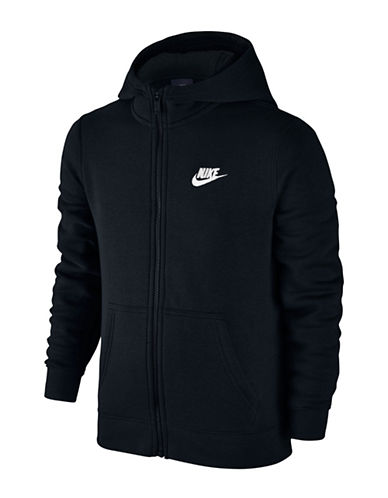 Nike Zip-Front Hoodie-BLACK-Medium 88787011_BLACK_Medium
