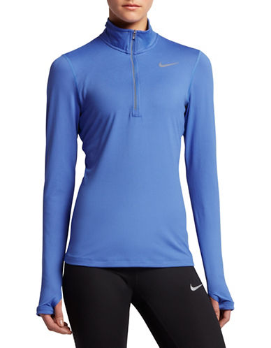 Nike Dry Element Running Top-COMET BLUE-X-Large 89067641_COMET BLUE_X-Large