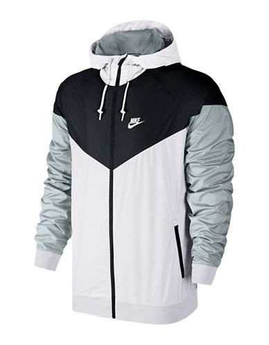 Nike Sportswear Windrunner Jacket-WHITE-XX-Large