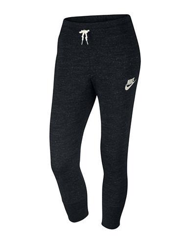 Nike Sportswear Gym Vintage Capri Pants-BLACK-Small 90018148_BLACK_Small