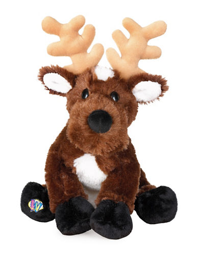 Webkinz Plush Reindeer-MULTI-One Size
