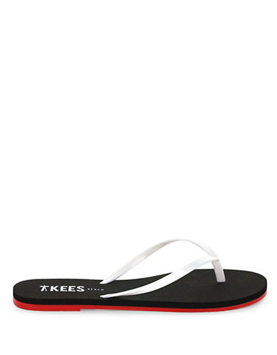 Tkees Beach Hot Mama Flip-Flops-BLACK-7
