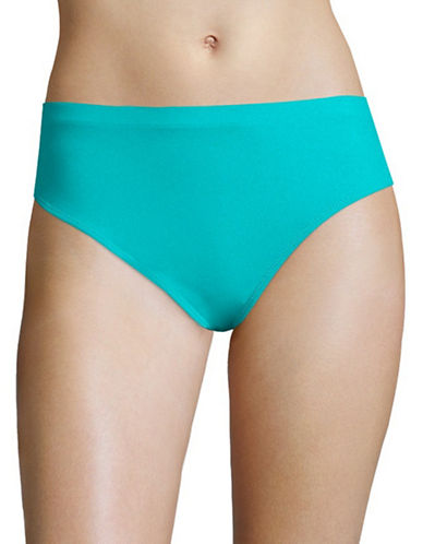Profile By Gottex Tutti Frutti Classic Swim Bottoms-GREEN-10 plus size,  plus size fashion plus size appare