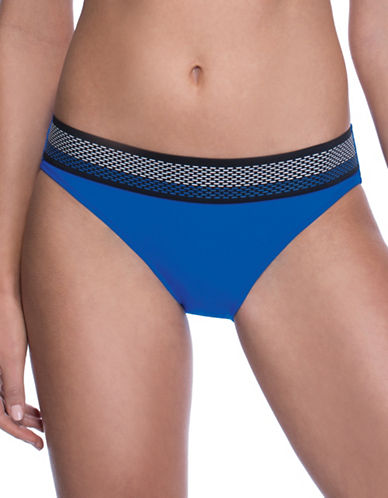 Profile By Gottex Mesh Panel Swim Briefs-BLUE-6