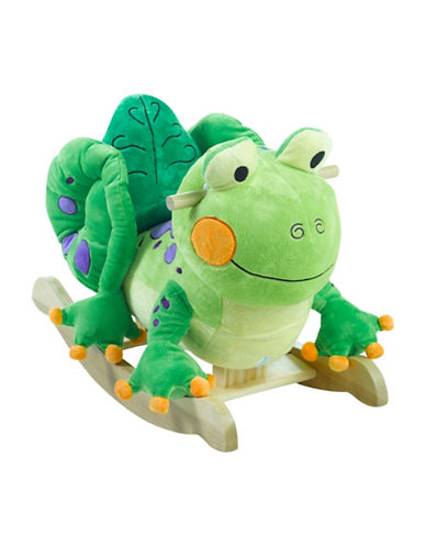 Rockabye Fergie Frog Rocker-MULTI-One Size