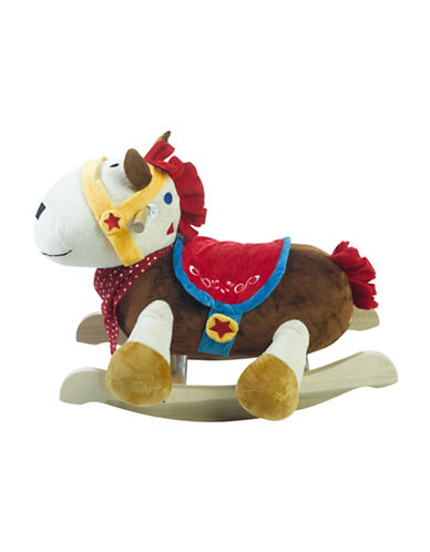 Rockabye Colt Horse Rocker-MULTI-One Size