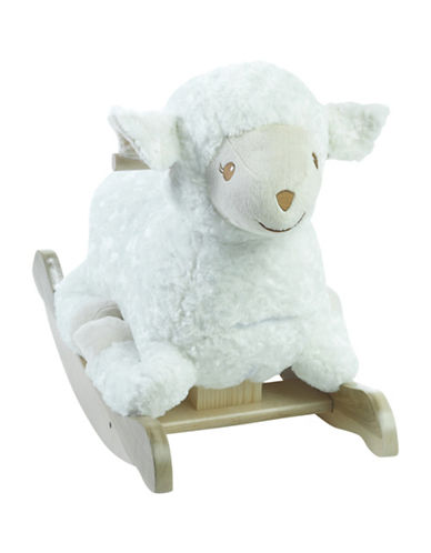 Rockabye Lambkin Lamb Rocker-MULTI-One Size